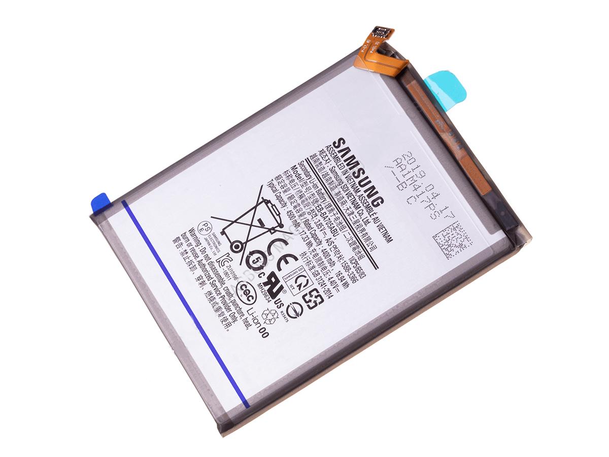 تعویض باتری سامسونگ گلکسی A70