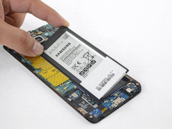 تعویض باتری سامسونگ گلکسی S6 Edge پلاس