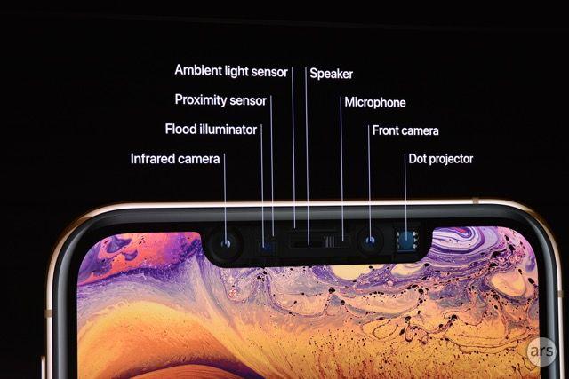 تعمیر یا تعویض اسپیکر آیفون XS | گارانتی اپل