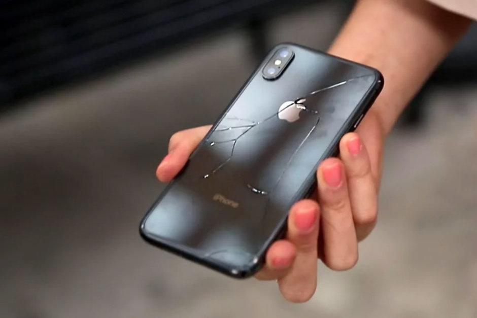 تعویض قاب پشت آیفون XS | گارانتی اپل