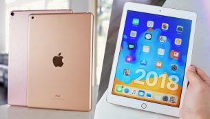 تعویض گلس یا شیشه شکسته (iPad 9.7 (2018