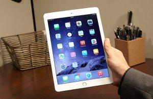 تعویض گلس ال سی دی آیپد ایر 2 اپل (iPad Air 2) | نمایندگی اپل