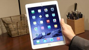 تعویض گلس ال سی دی آیپد ایر ۲ اپل (iPad Air 2) | نمایندگی اپل