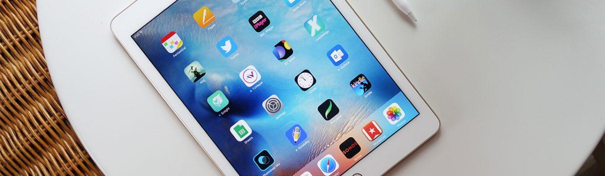 تعویض گلس صفحه نمایش آیپد پرو ۹.۷   نمایندگی اپل