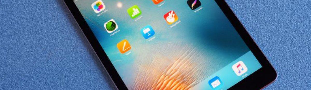 تعمیر یا تعویض ال سی دی آیپد Pro 9.7