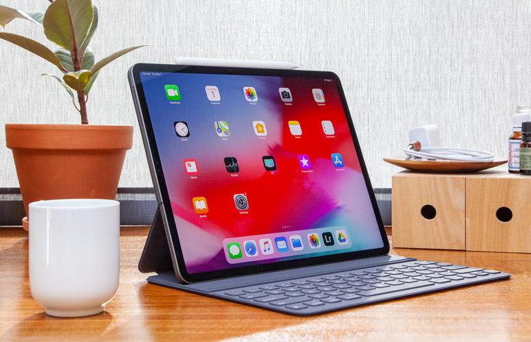 تعویض گلس ال سی دی iPad Pro 12.9 2018 | نمایندگی اپل