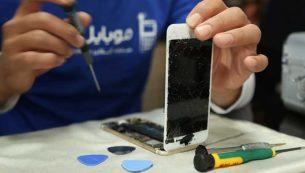 تعویض ال سی دی آیفون | تعمیرات گوشی اپل | تعمیرات اپل