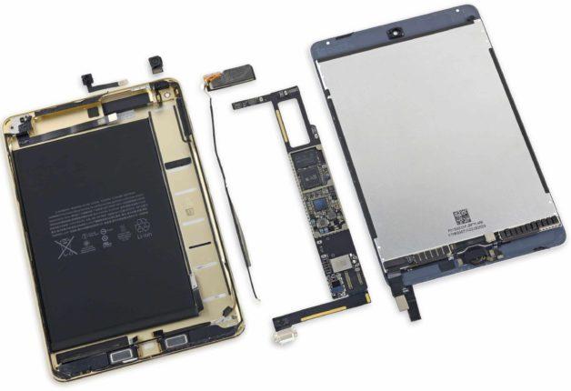تعویض گلس صفحه نمایش آیپد پرو 9.7 2016 | نمایندگی اپل