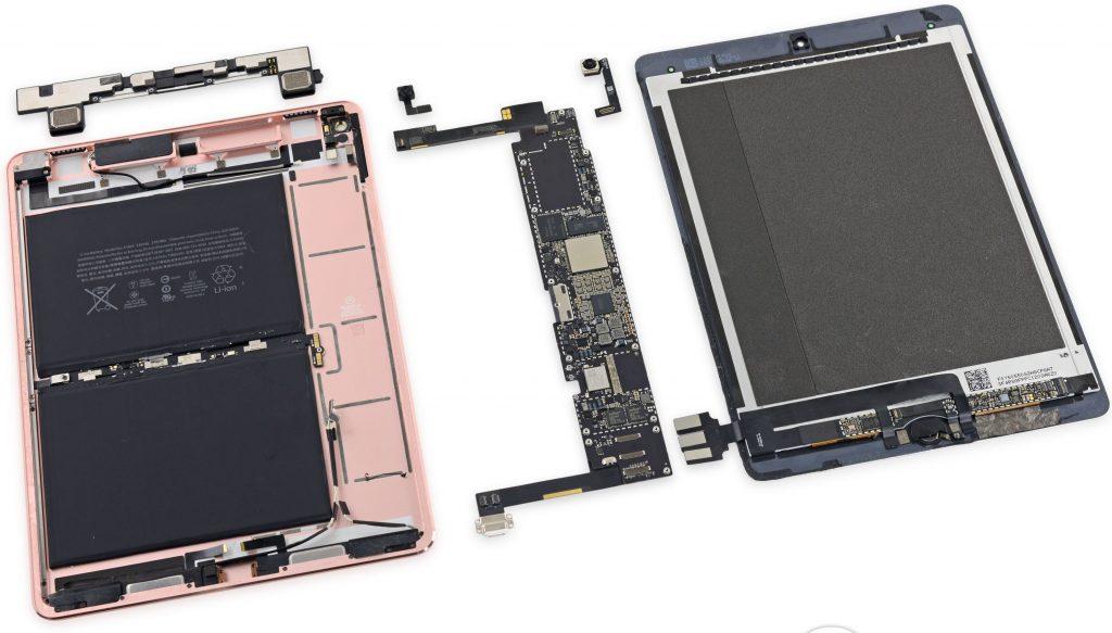 تعمیر ال سی دی iPad Pro 9.7 2016 با ضمانت | نمایندگی اپل