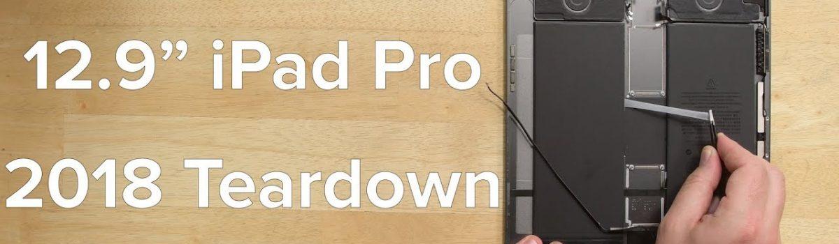 تعویض گلس یا شیشه شکسته آیپد (Pro 12.9 (2018