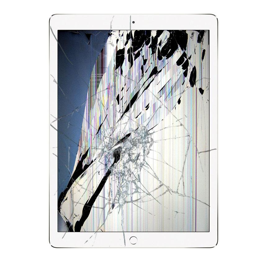 تعویض گلس شکسته iPad Pro 12.9 2017 با ضمانت   نمایندگی اپل