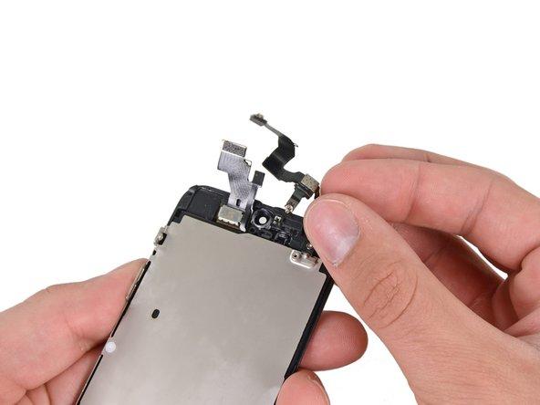 تعویض دوربینهای آیفون 5 اپل