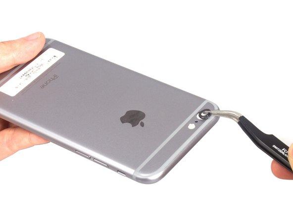 آموزش تعویض دوربین اصلی آیفون 6 اپل