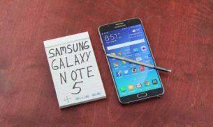 تعمیر یا تعویض ال سی دی Note 5 سامسونگ – N920 | موبایل کمک