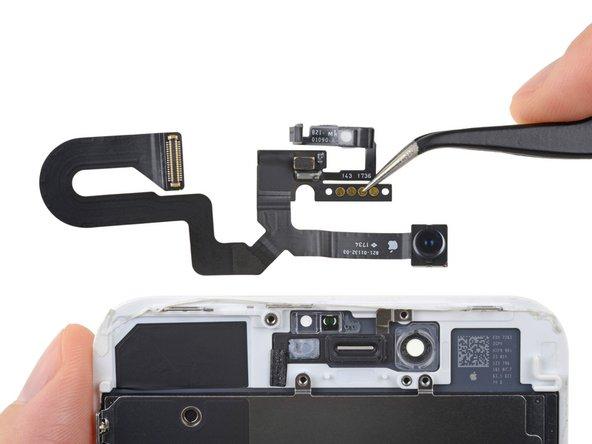 تعویض دوربینهای آیفون 8 پلاس اپل