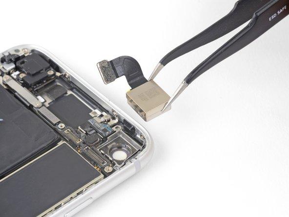 آموزش تعویض دوربین اصلی آیفون 8 اپل