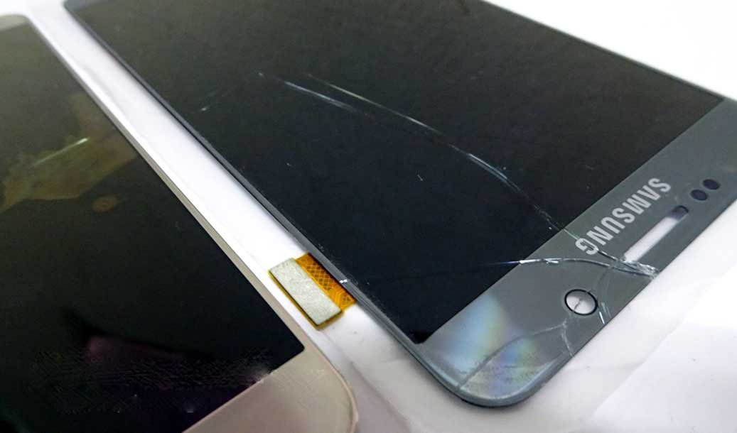 تعمیر ال سی دی Galaxy Note 5 | نمایندگی سامسونگ