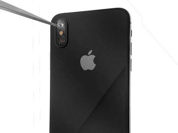 آموزش تعویض دوربین اصلی آیفون ایکس اپل