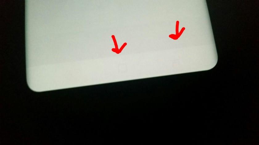 رفع مشکل سایه افتادن صفحه نمایش گوشی و تغییر رنگ آن