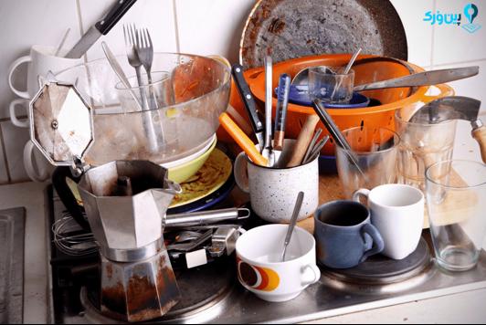 چقدر به تمیزی منزل خود اهمیت میدهید؟