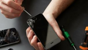 تعویض گلس صفحه نمایش آیپد مینی ۴ | نمایندگی اپل