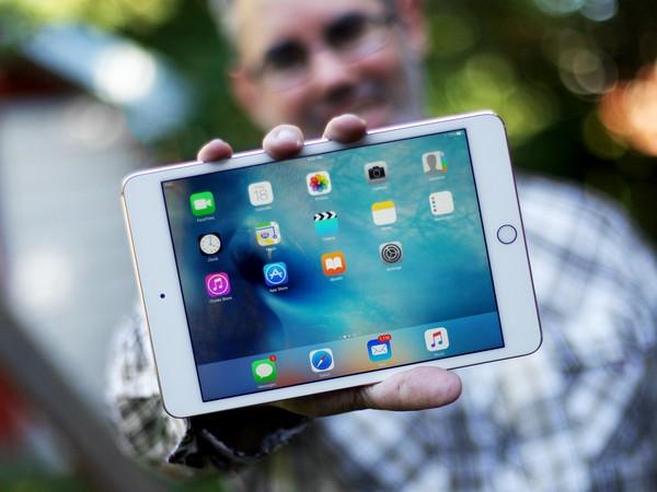 تعویض گلس صفحه نمایش آیپد Mini 4   گارانتی اپل