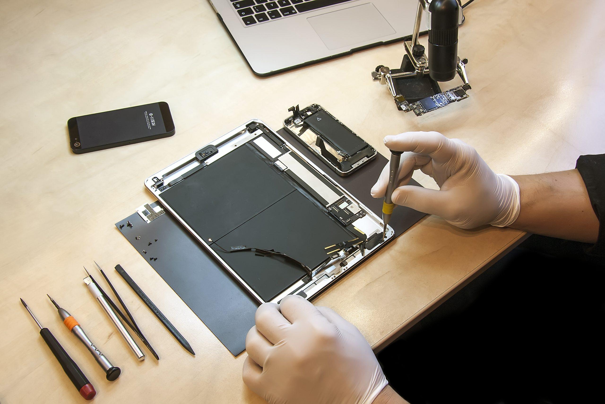 تعمیرات تخصصی گوشی اپل در تهران | گارانتی اپل