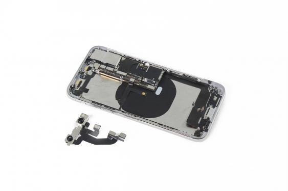 تعویض دوربین جلو iPhone XS اپل