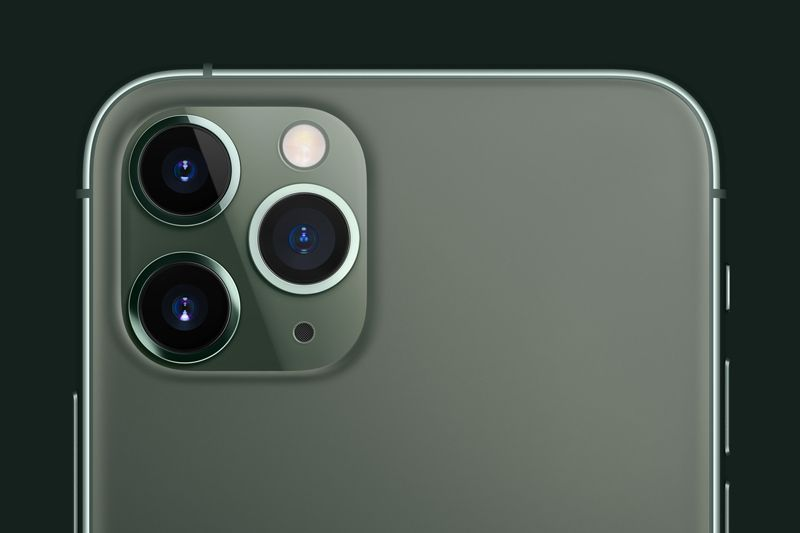 آموزش تعویض دوربین اصلی آیفون 11 پرو اپل
