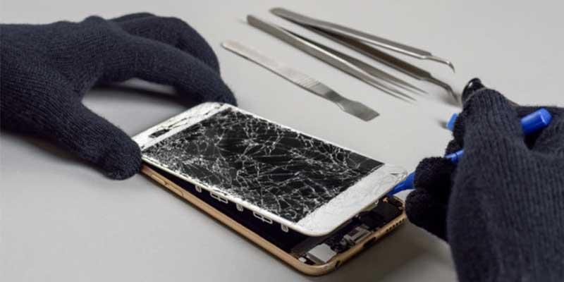 تعمیر اسپیکر موبایل آیفون با کمترین هزینه | نمایندگی تعمیرات اپل