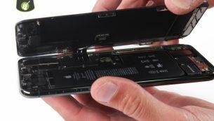 آموزش تعویض ال سی دی آیفون ۱۱ پرو مکس اپل
