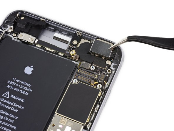 آموزش تعویض دوربین اصلی آیفون 6 اس پلاس اپل