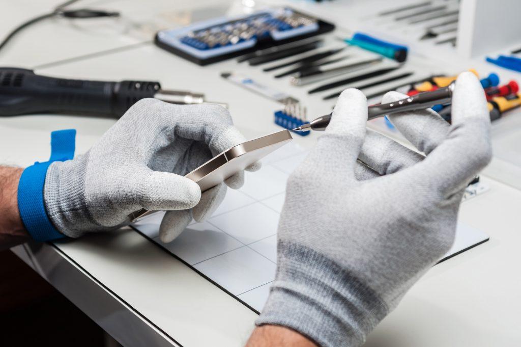 تعمیر قاب شکسته آیفون 11 پرو مکس با قیمت مناسب | نمایندگی اپل