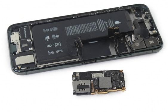 راهنمای تعمیر برد آیفون 11 پرو مکس اپل