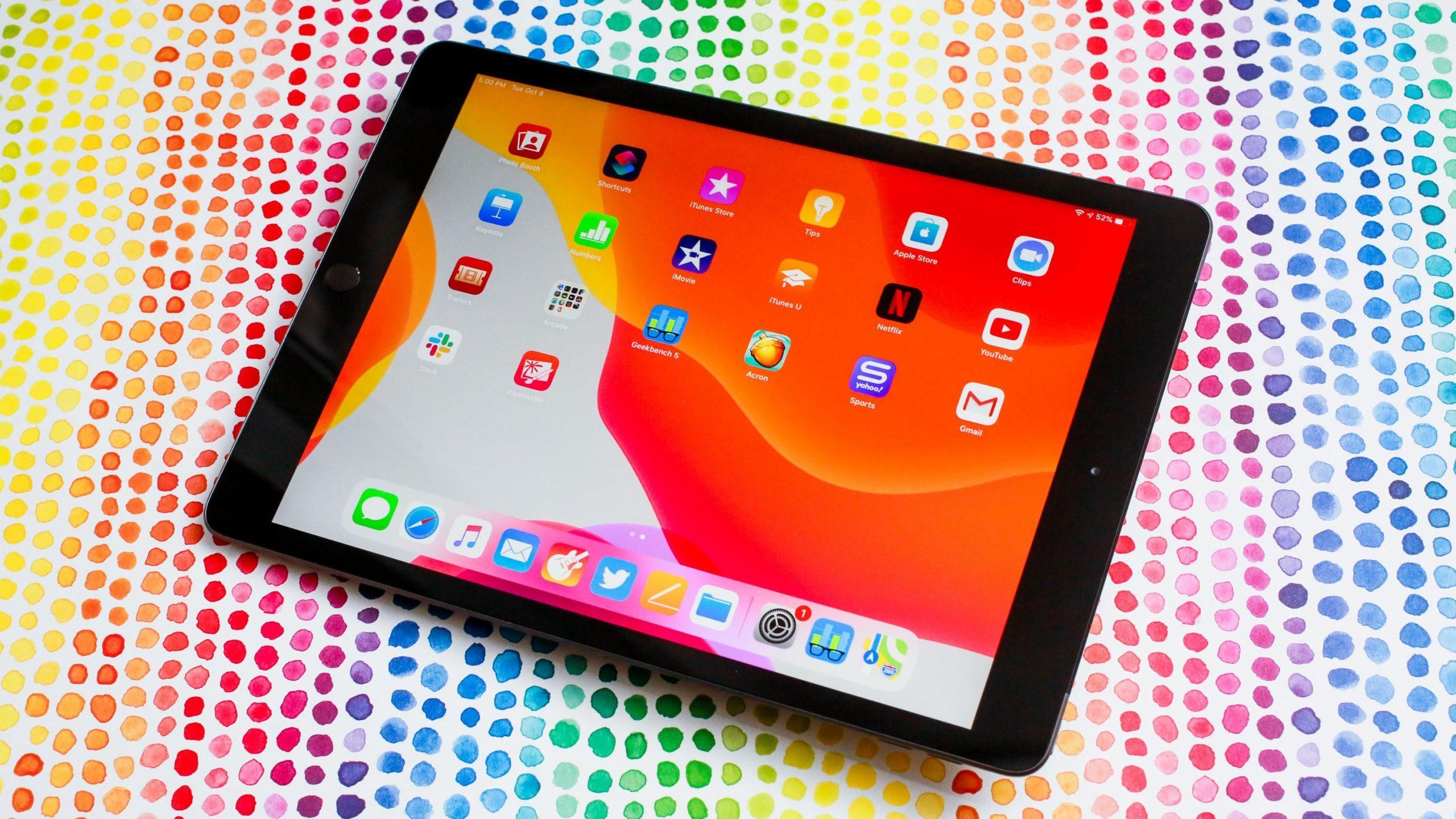 تعویض گلس شکسته آیپد Pro 12.9 2015 | گارانتی اپل
