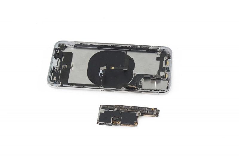 راهنمای تعمیر برد آیفون ایکس اس اپل