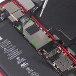 جدا کردن براکت کانکتور LCD