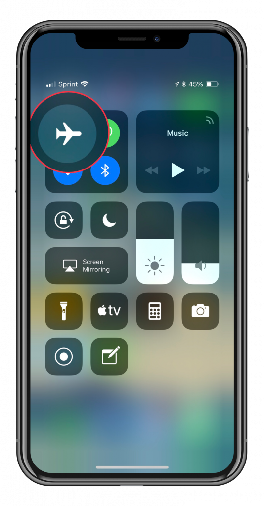 تعمیر مشکل کم شدن صدای موبایل iPhone | گارانتی رسمی اپل