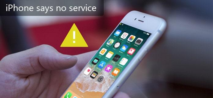 رفع مشکل آنتن دهی آیفون ۷   No Service یا Searching   گارانتی اپل