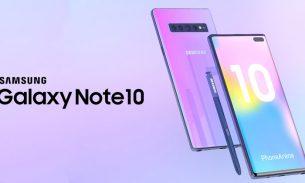 تعویض گلس یا شیشه ال سی دی Note 10 سامسونگ | موبایل کمک
