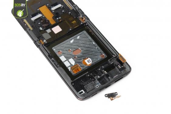 آموزش تعویض ال سی دی Galaxy A80 سامسونگ