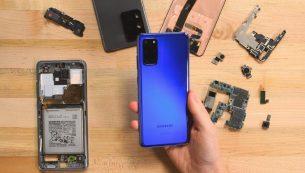 تعمیر یا تعویض ال سی دی S20 Plus سامسونگ – G985 | موبایل کمک