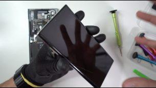 تعویض گلس یا شیشه ال سی دی Note 10 Plus سامسونگ | موبایل کمک