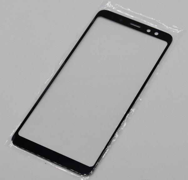 تعویض گلس یا شیشه ال سی دی A8 Plus