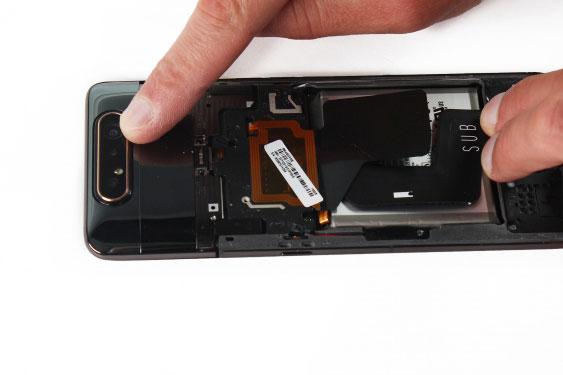 آزاد کردن گیره ماژول NFC