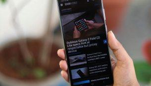 تعویض گلس ال سی دی سامسونگ Galaxy Note20