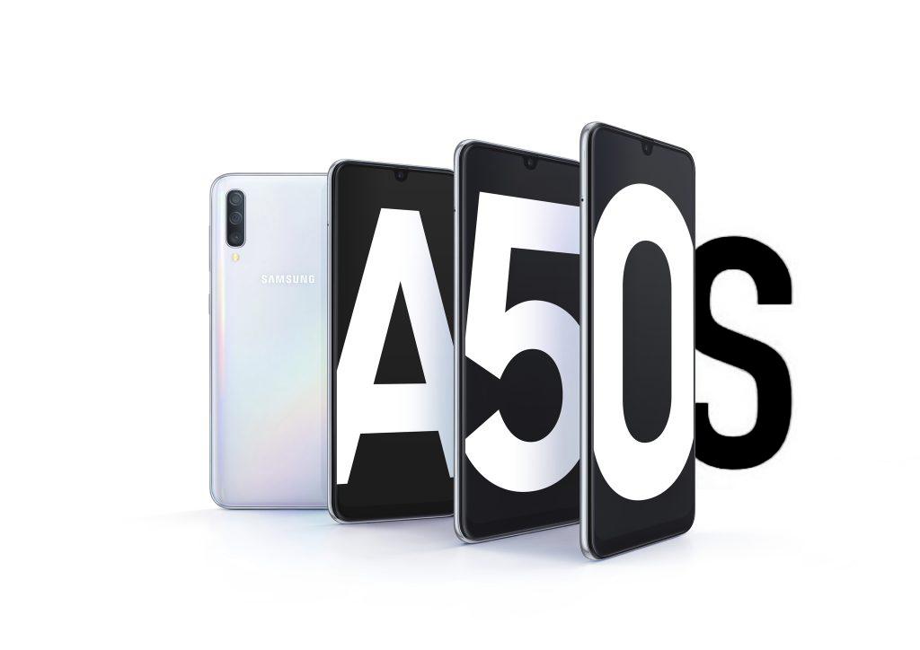 تاچ ال سی دی a50s