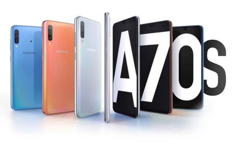 تعمیر یا تعویض ال سی دی A70s سامسونگ در موبایل کمک
