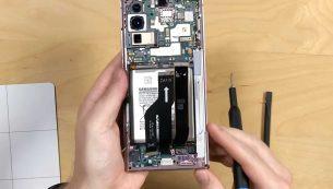 تعمیر یا تعویض ال سی دی Note 20 سامسونگ – N980 | موبایل کمک