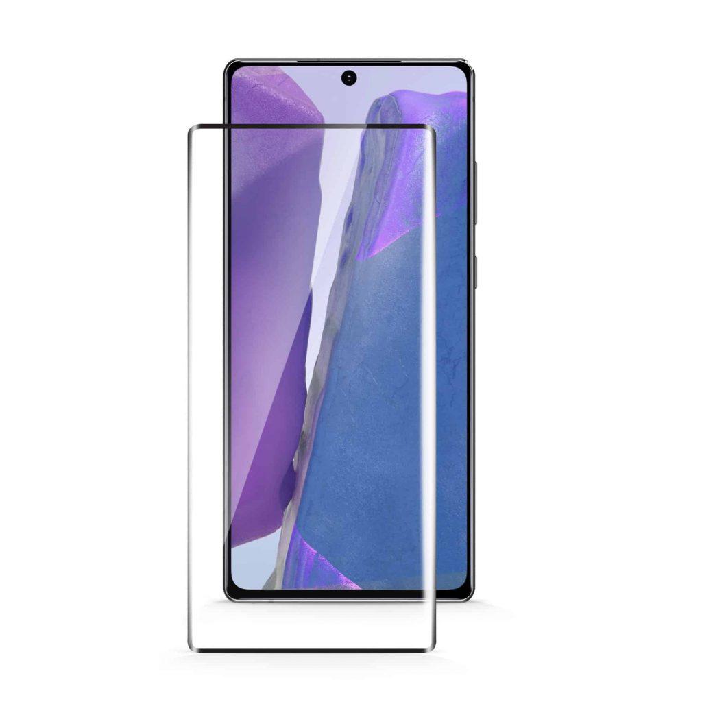 تعویض glass ال سی دی سامسونگ Galaxy Note20